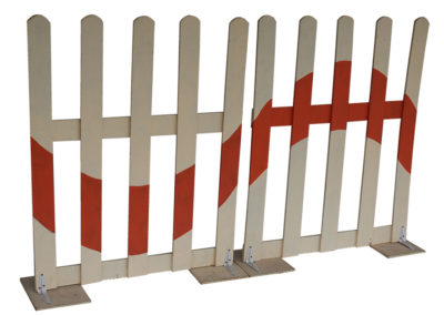Barrières de séparation