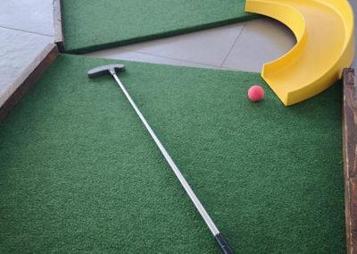 Pistes de mini golf