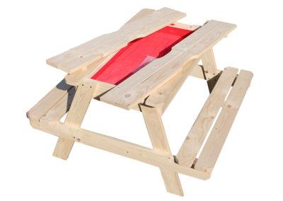 Table bac à sable magique