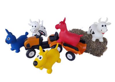 Tracteurs et animaux